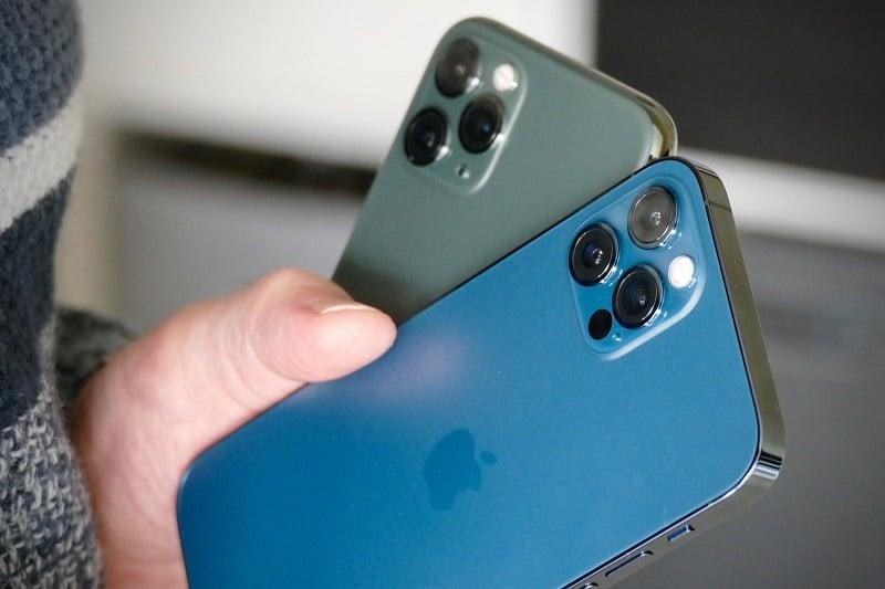 Mua iPhone dịp cận Tết, nên chọn iPhone 11 Pro hay iPhone 12 Pro? hình ảnh 3