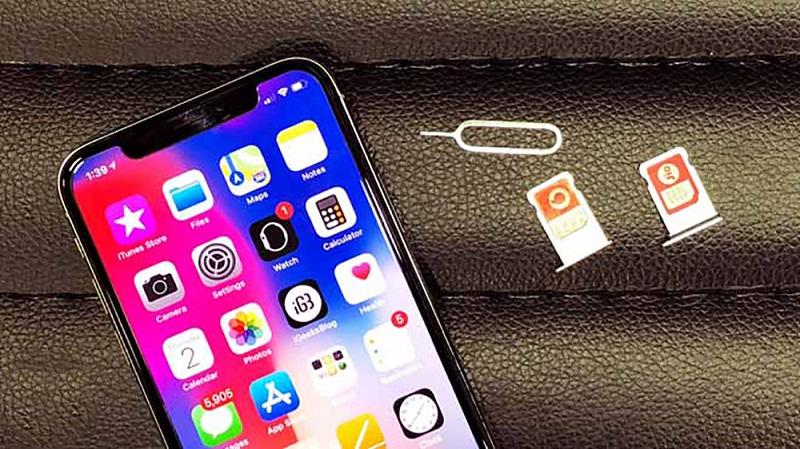 Nên sử dụng 2 SIM vật lý hay eSIM + SIM khi lựa chọn mua iPhone 11? hình ảnh 2