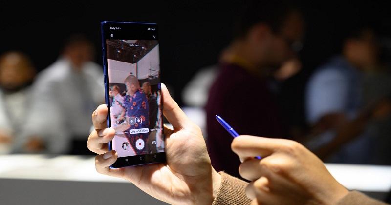 """Những """"tuyệt chiêu"""" sử dụng S-Pen trên Galaxy Note 10 cực hữu ích"""