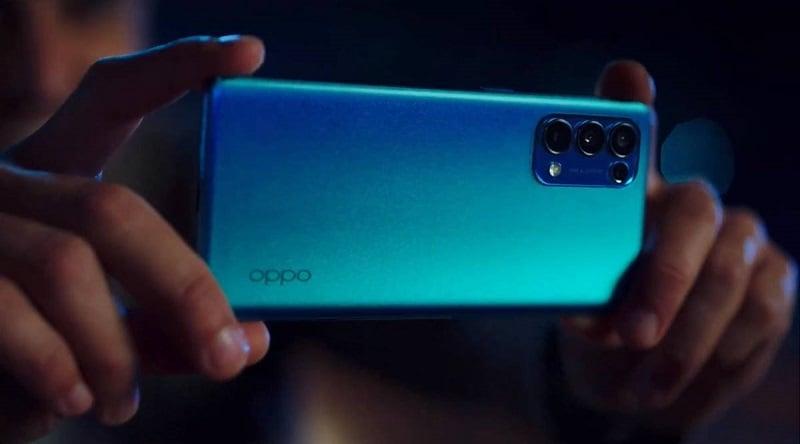 Oppo Reno 5 (5G) - Phân Phối Chính Hãng