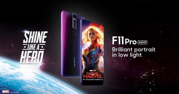 oppo f11 pro hải phòng