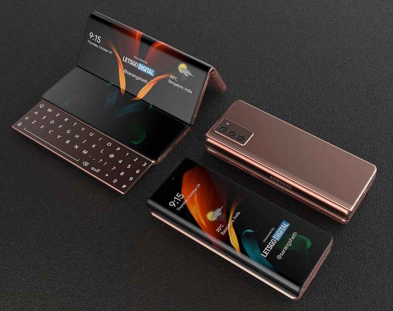 """Tin đồn: Galaxy Z Fold 3 sẽ ra mắt vào tháng 6/2021, Samsung chính thức """"khai tử"""" dòng Galaxy Note!!!"""