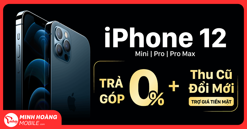 iPhone 12 Pro Max Hải Phòng