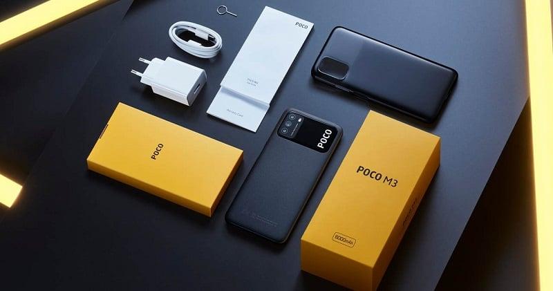 Xiaomi Poco M3 - Phân Phối Chính Hãng