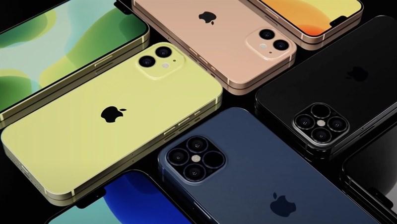 Liệu iPhone 12 series có tạo nên xu hướng thiết kế mới cho smartphone năm 2021?