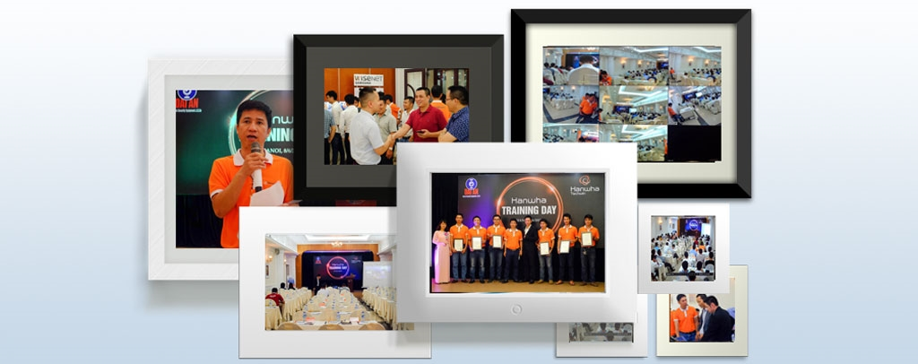 Đại An & hanwha Techwin training day 2017