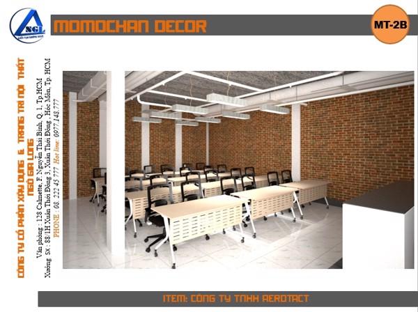 Thiết kế Thi công Trang trí Nội thất, cung cấp thiết bị Văn phòng: CTY TNHH ARROTACT