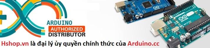 Banner Arduino Distributor