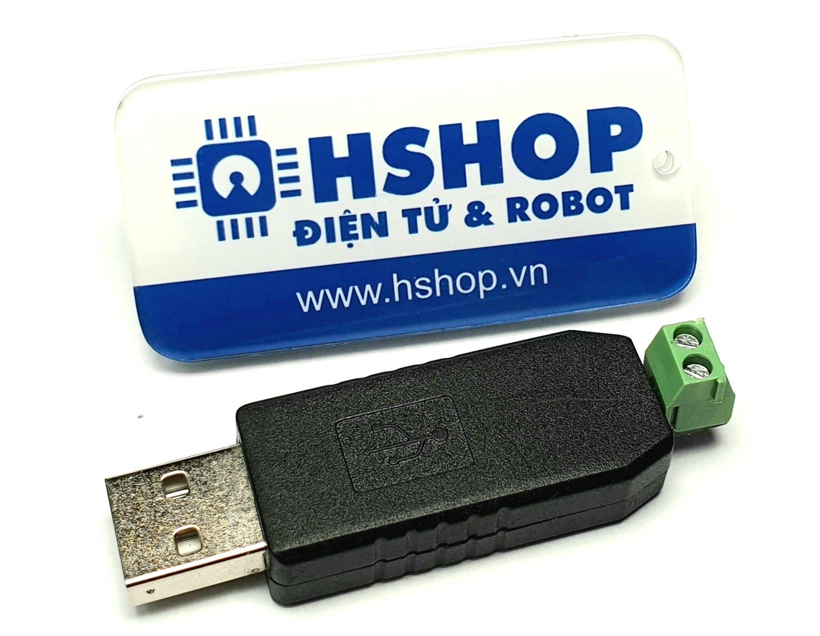 Bộ chuyển USB to RS485 Converter V1