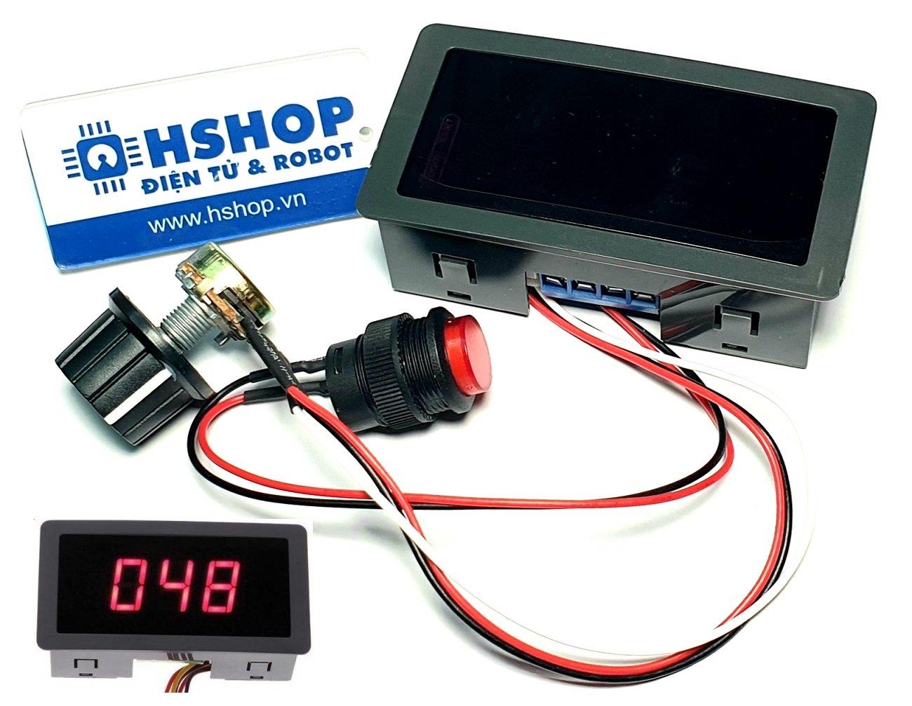 Bộ điều khiển tốc độ động cơ CCM5D PWM DC Motor Speed Controller
