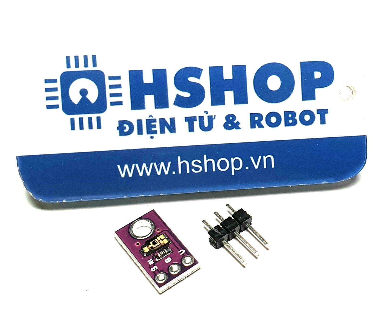 Cảm biến cường độ ánh sáng TEMT6000 Analog Light Sensor