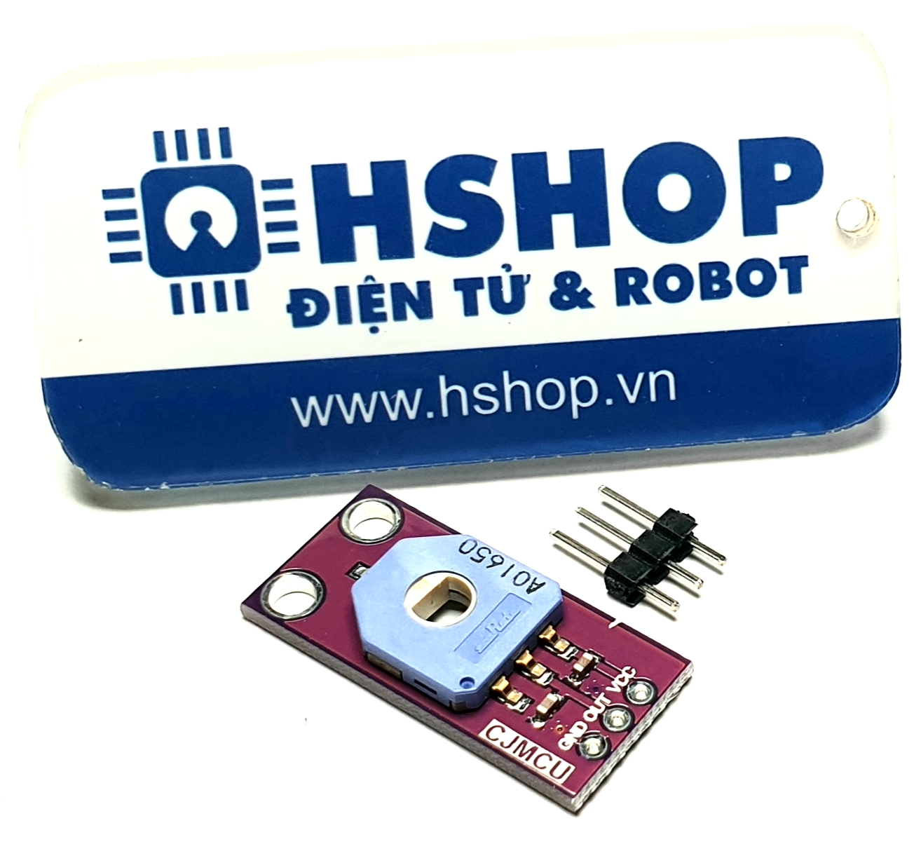 Cảm biến góc xoay SV01A103AEA01R00 Analog Rotation Angle Sensor