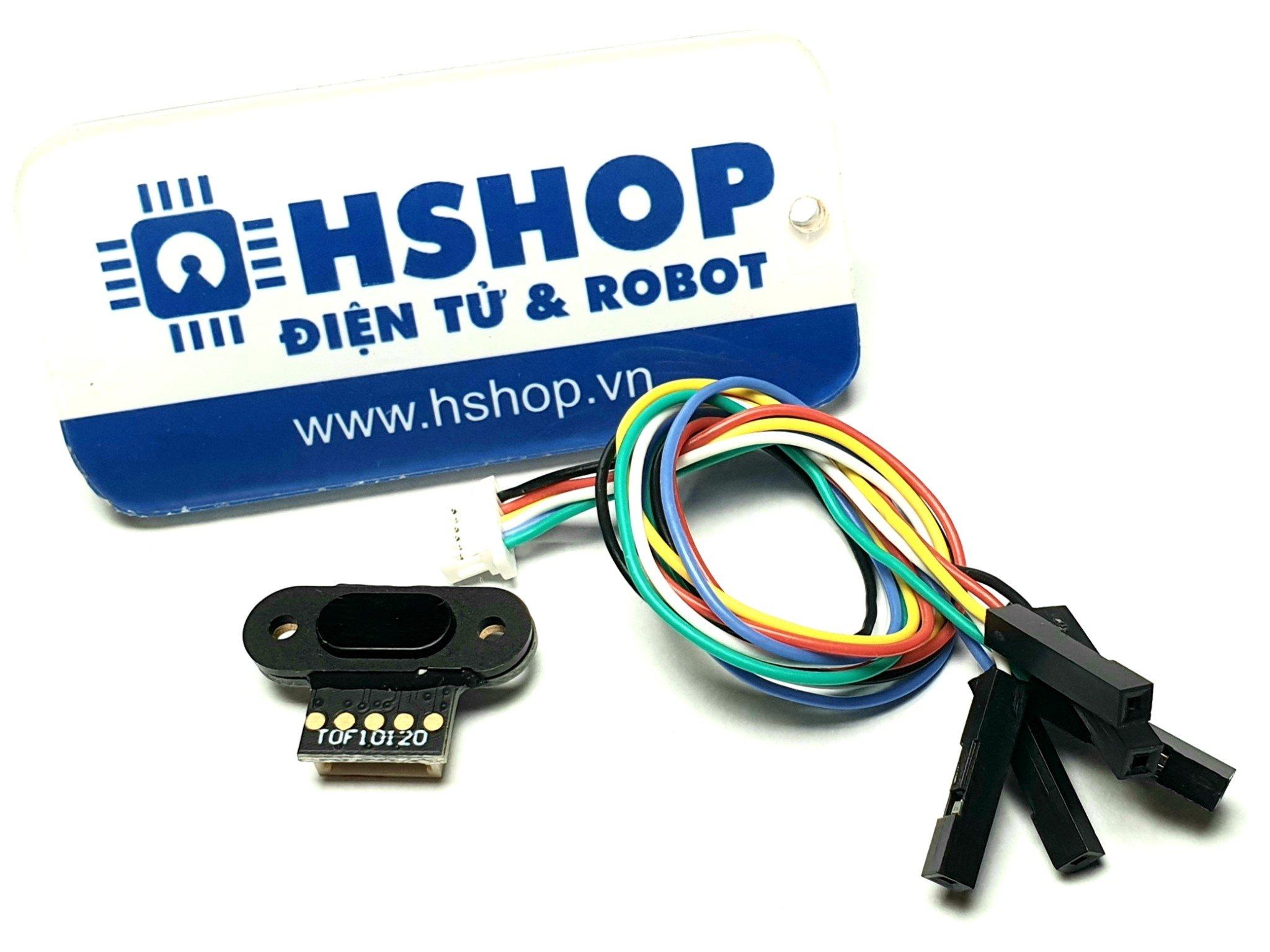 Cảm biến khoảng cách TOF10120 Laser Distance ToF Sensor 10~180cm
