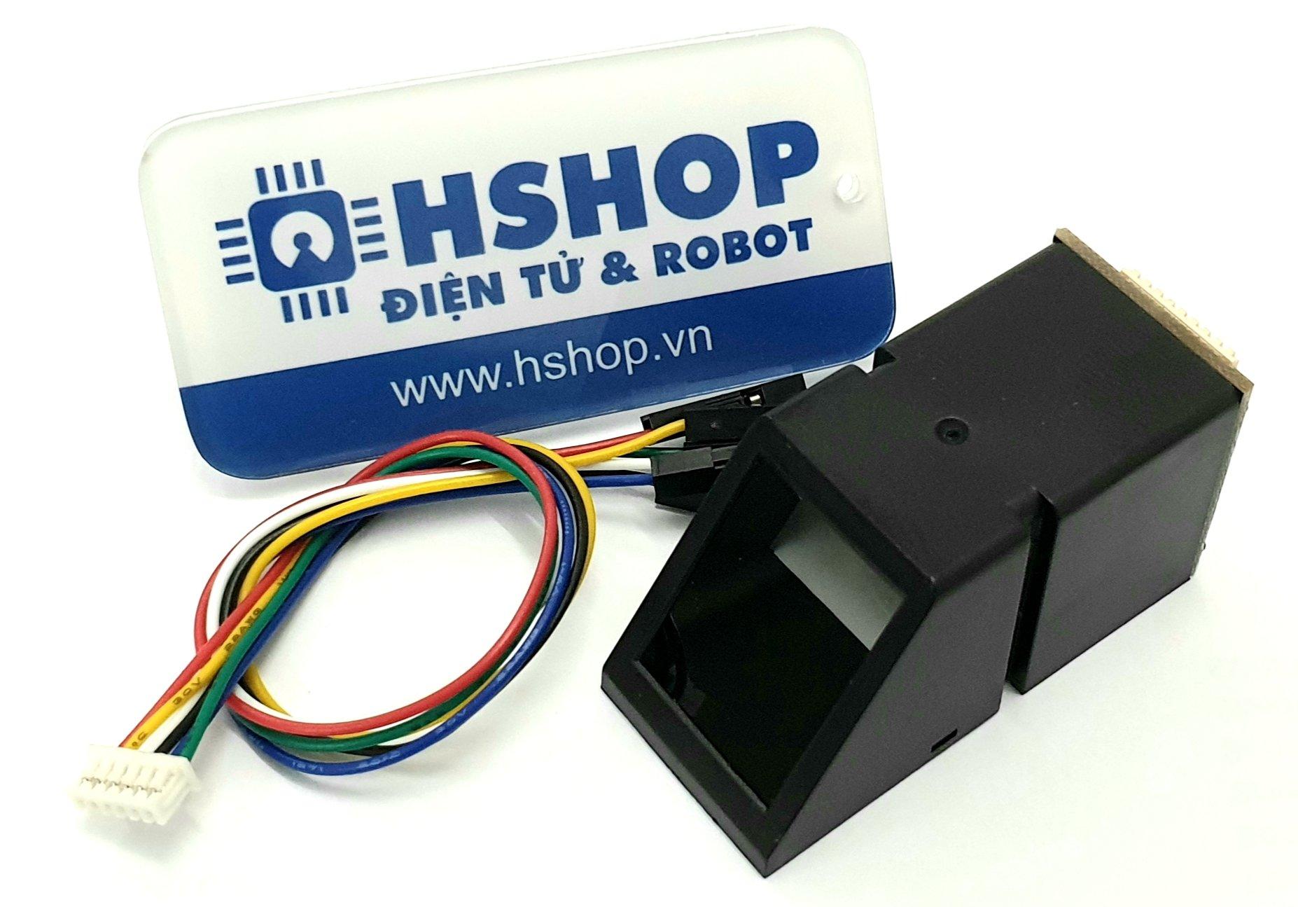 Cảm biến nhận dạng vân tay AS608 Fingerprint Sensor
