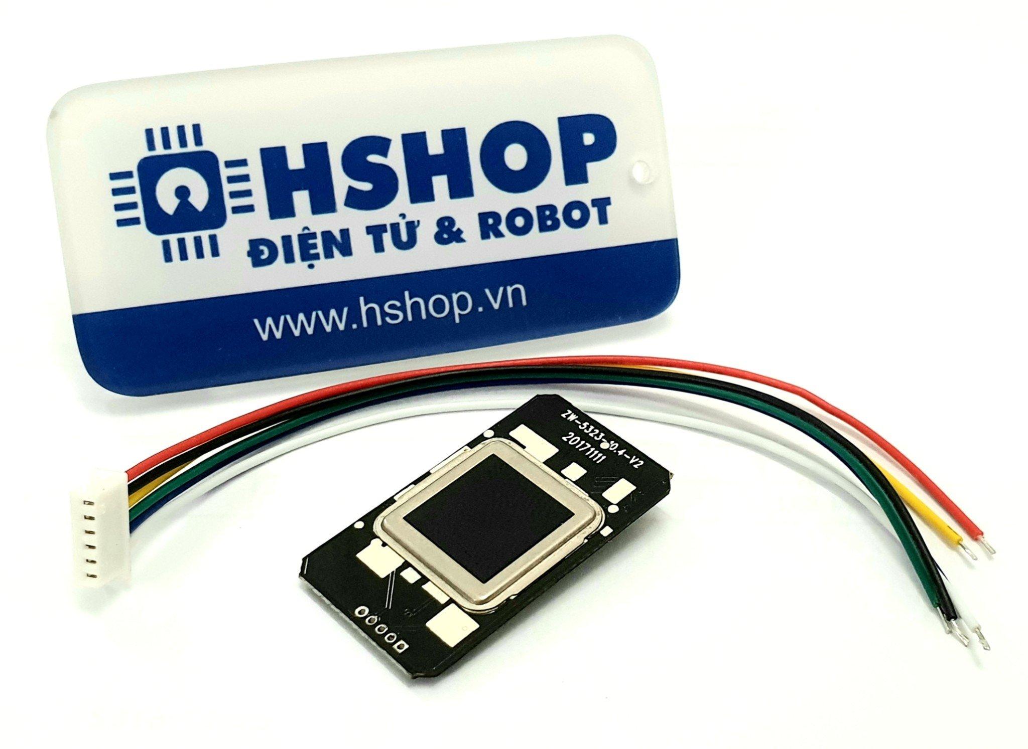 Cảm biến nhận dạng vân tay điện dung FPC1020A Fingerprint Sensor