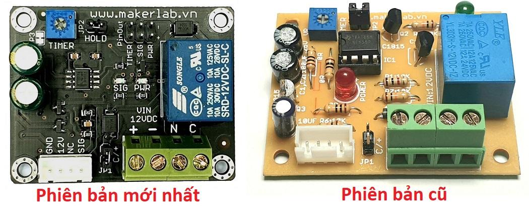 Mạch điều khiển đóng ngắt tải không tiếp xúc Non-contact IR ACDC Switch