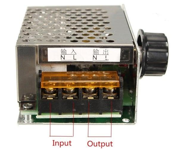 Dimmer AC 4000W