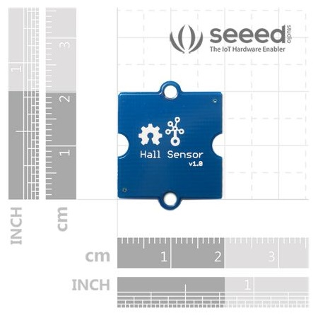 Grove - Hall Sensor (Cảm biến từ trường Hall)
