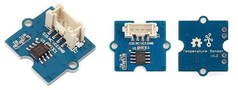 Grove - Temperature Sensor (Cảm biến nhiệt độ)