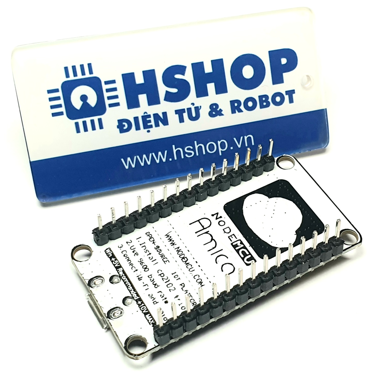 Kit RF thu phát Wifi ESP8266 NodeMCU Lua CP2102