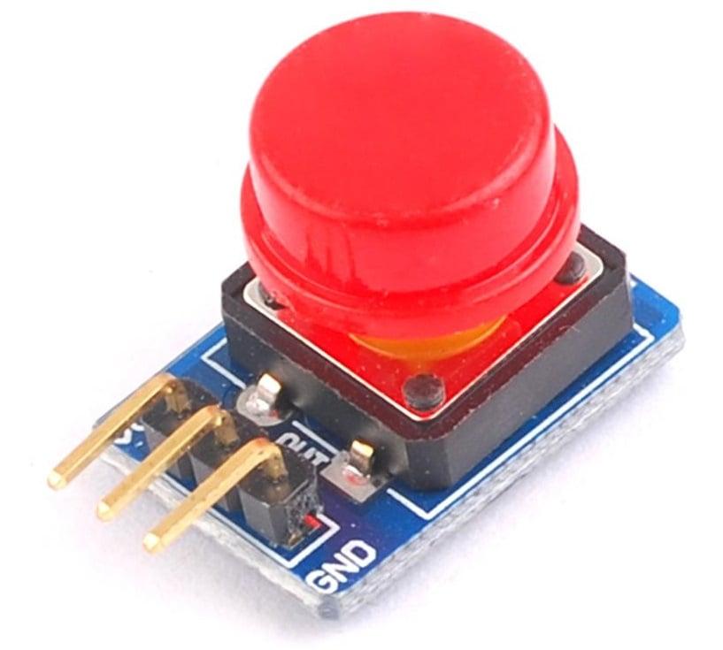 Mạch 1 nút nhấn Tact Switch 12x12mm