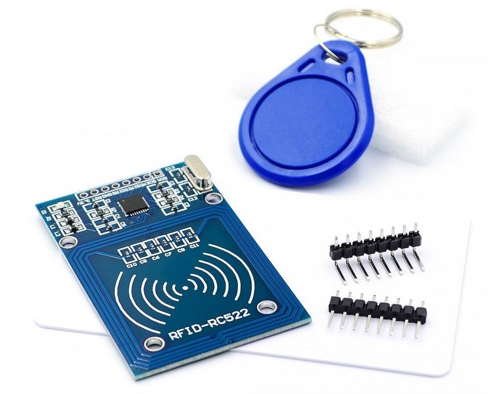 Mạch RFID NFC 13.56Mhz RC522