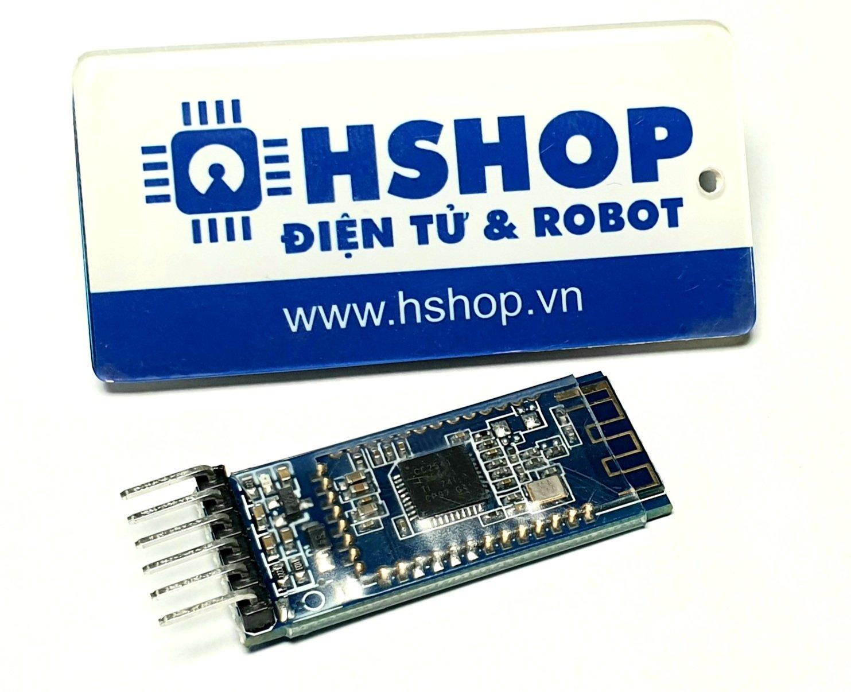 Mạch thu phát Bluetooth 4.0 UART CC2541 AT-09