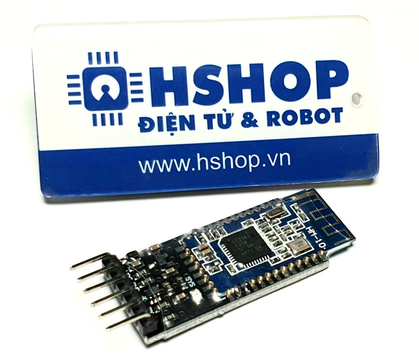 Mạch thu phát Bluetooth 4.0 UART CC2541 HM-10
