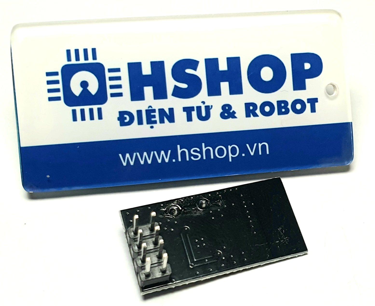 Mạch thu phát RF NRF24L01+ 2.4Ghz