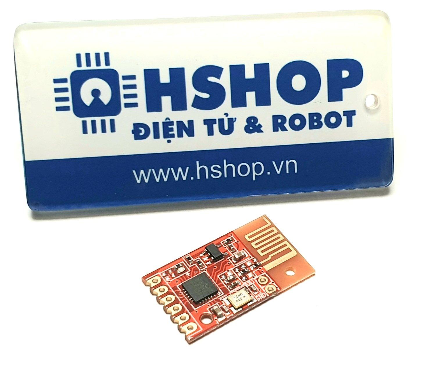 Mạch thu phát RF UART LC12S 2.4Ghz