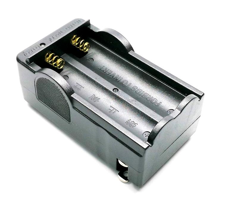Sạc pin 2 cỡ 18650 Battery Charger