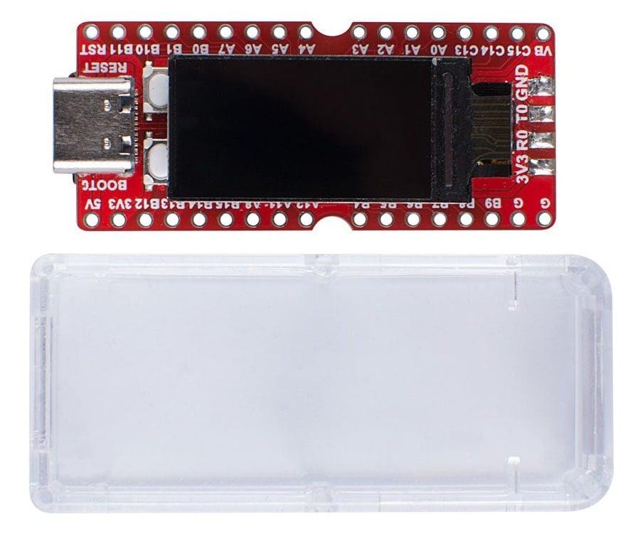 Sipeed Longan Nano RISC-V GD32VF103CBT6 Development Board