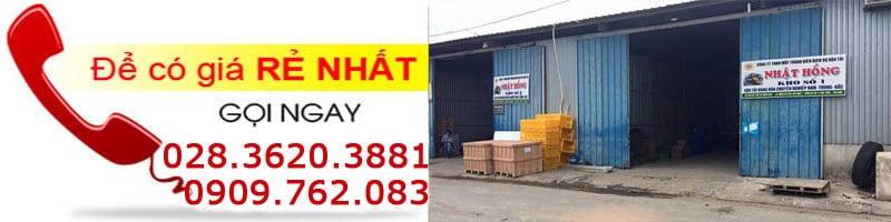 Dịch vụ vận chuyển hàng hoá gửi đi ra Đà Nẵng