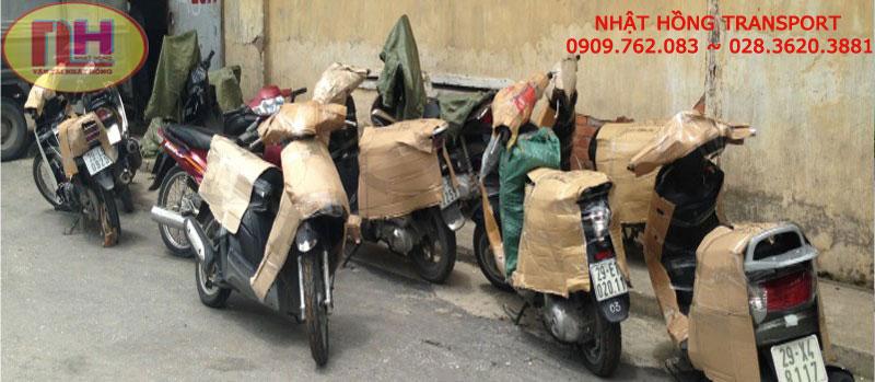 Chuyển xe máy đi Hưng Yên