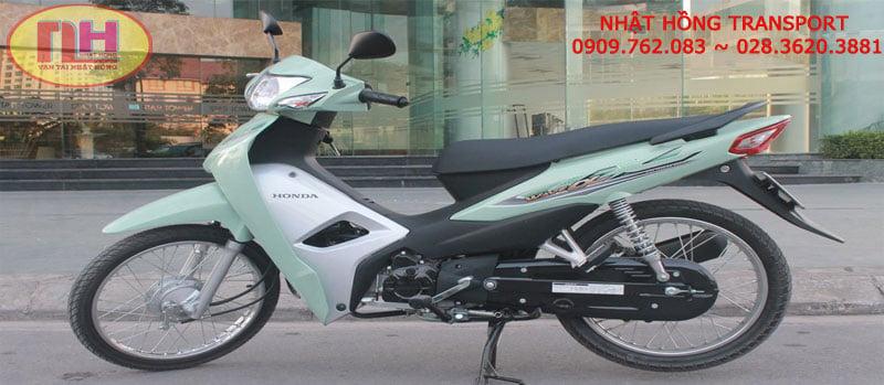 Chuyển xe máy Wave Anpha đi Nghệ An