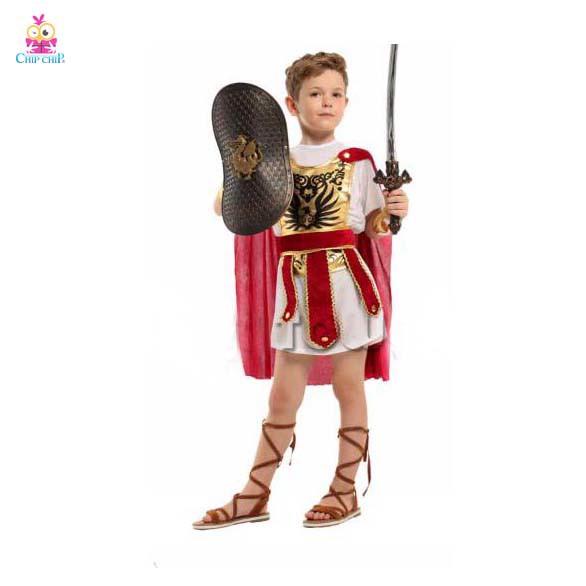 Bộ gladiator bé trai