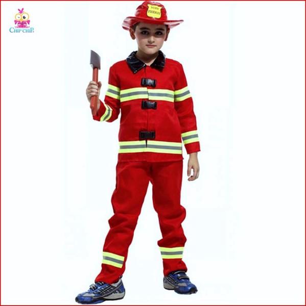 Bộ lính cứu hỏa bé trai