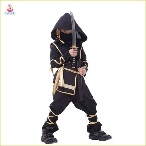 Bộ ninja swordsman bé trai