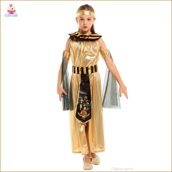 Bộ princess of egypt bé gái