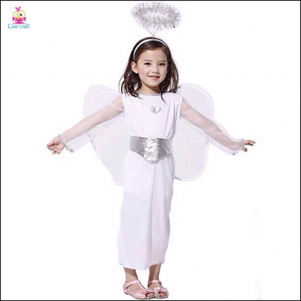 Bộ thiên thần tuyết bé gái