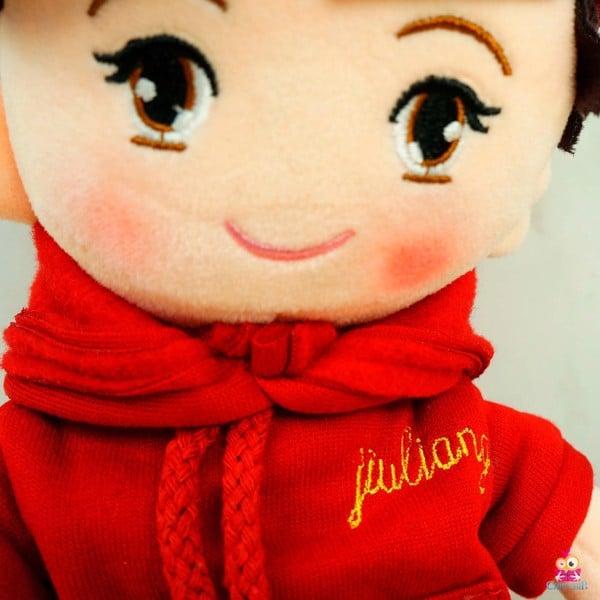 Búp bê bé trai Jiuliang 45cm