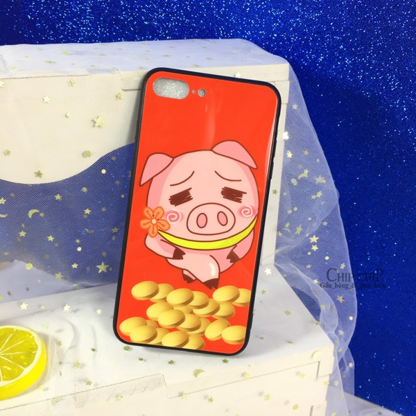 Case iphone 7P heo điệu