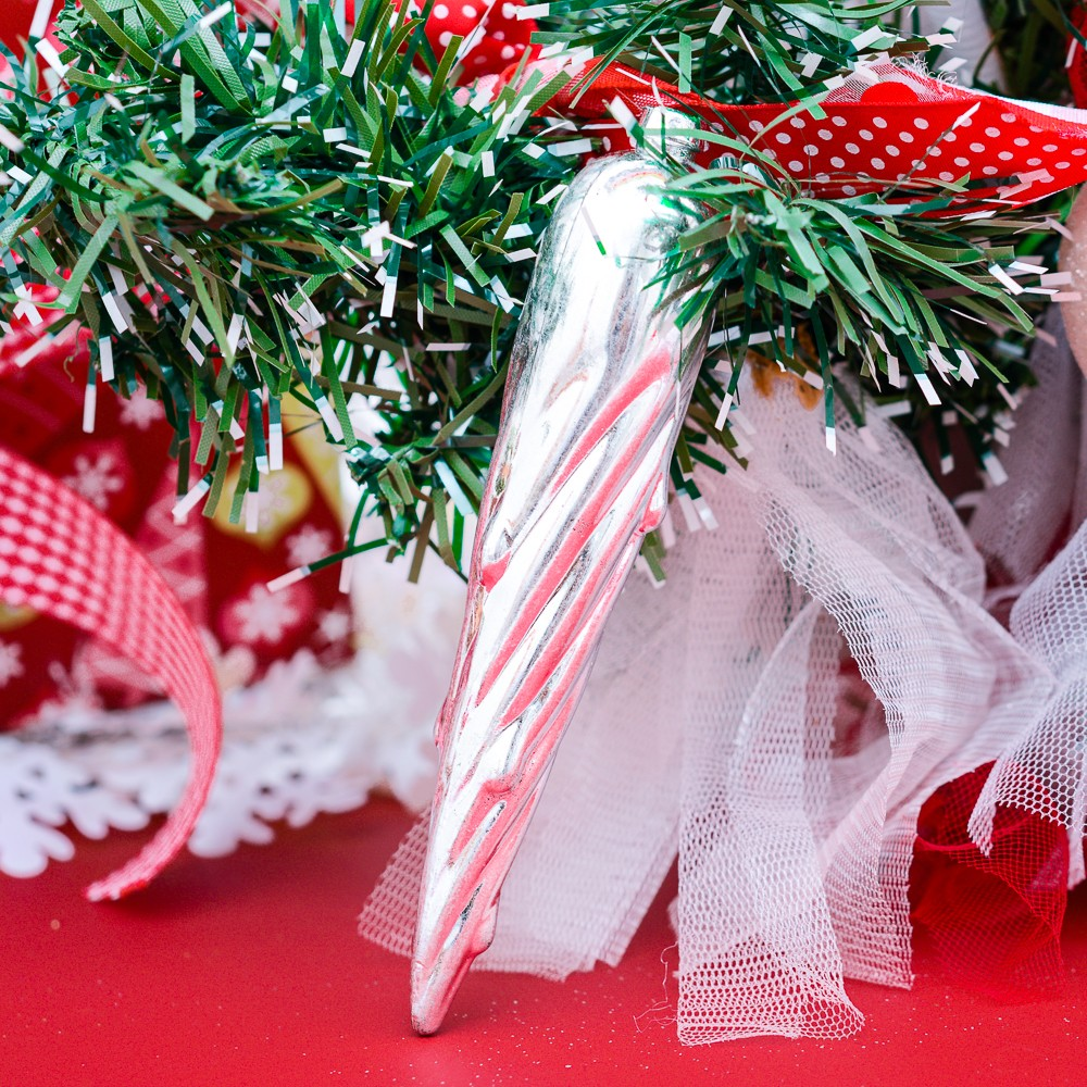 Bộ châu bịch trang trí Noel