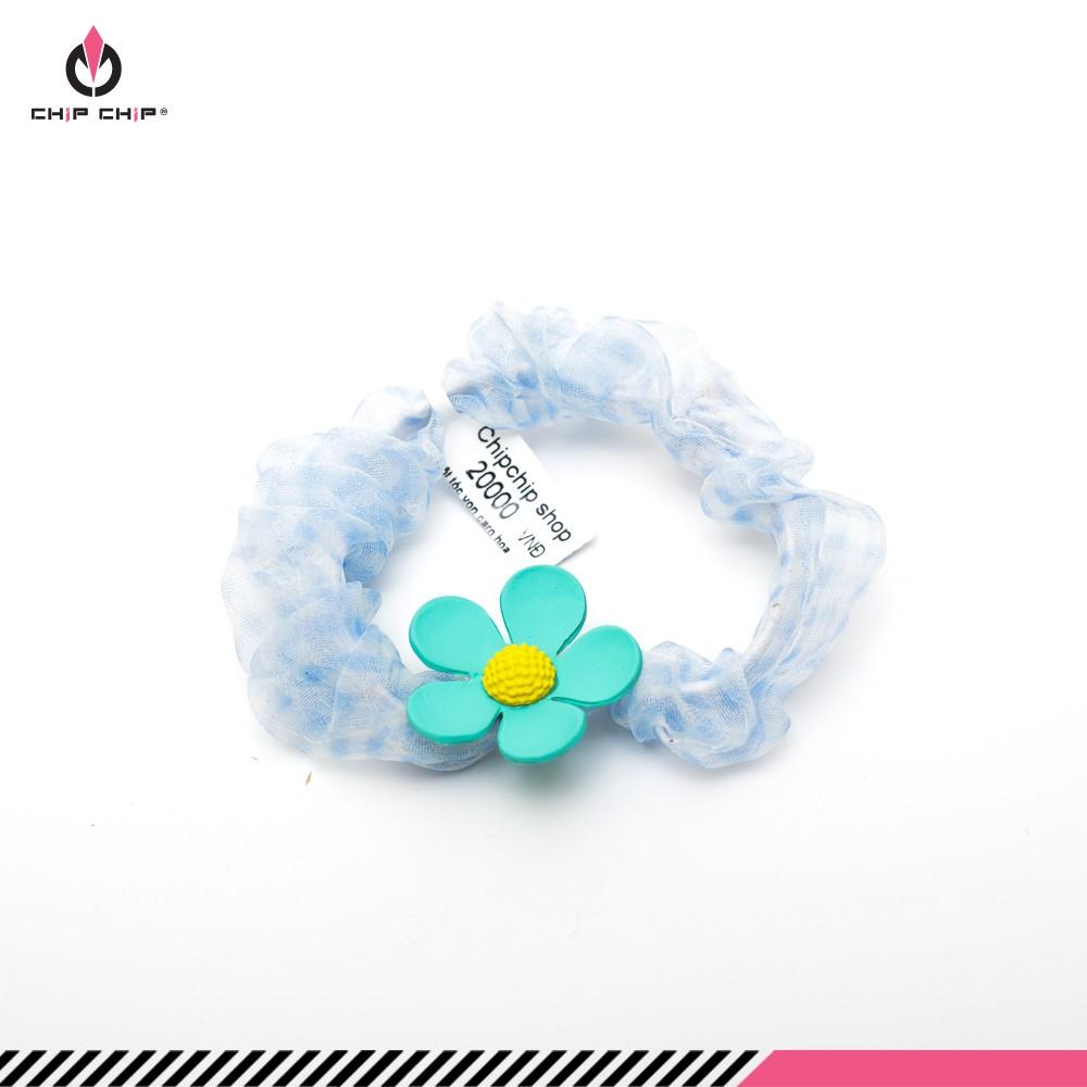 Dây buộc tóc scrunchies von caro hoa