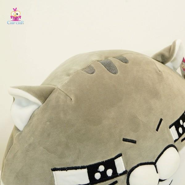 Đầu mèo mắt biếc mịn