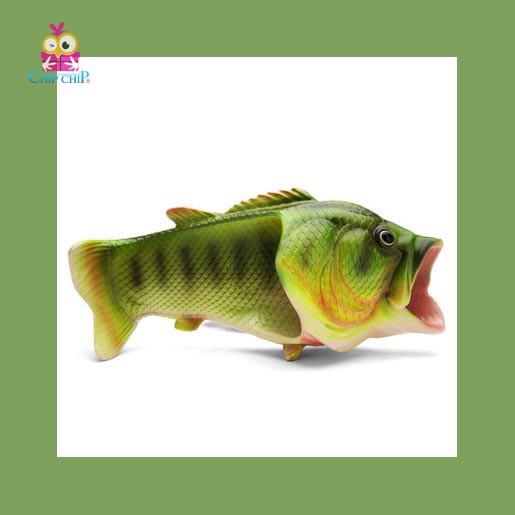 Dép cá chép xanh