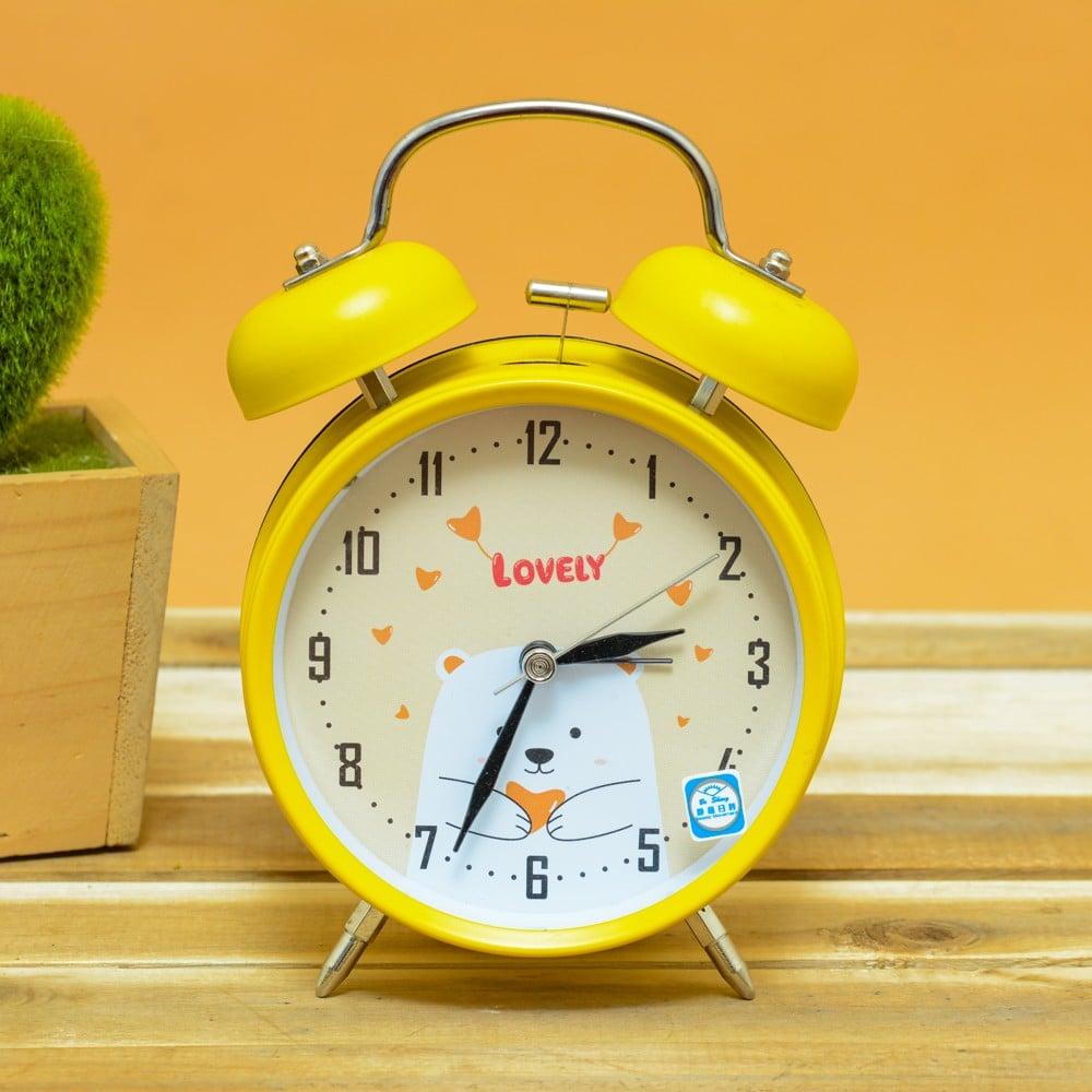 Đồng hồ chuông gấu mèo