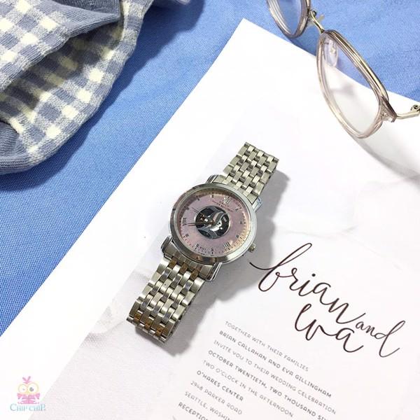 Đồng hồ nữ Inox DWR