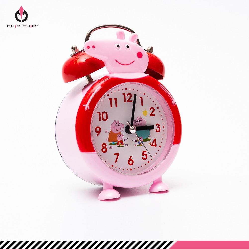 Đồng hồ báo thức chuông Peppa