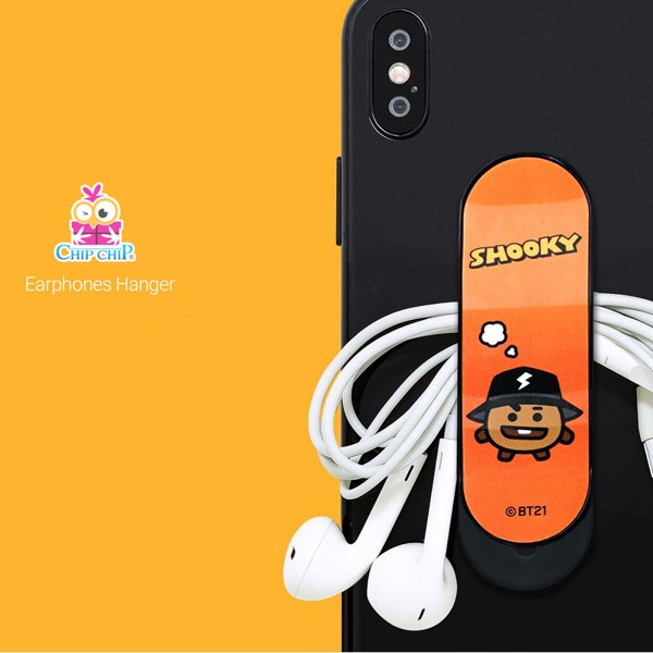 Earphones hanger Shooky